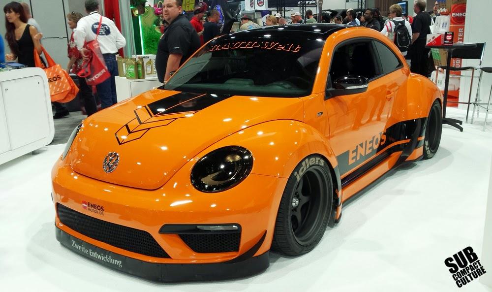 ENEOS Volkswagen Beetle SEMA 2014