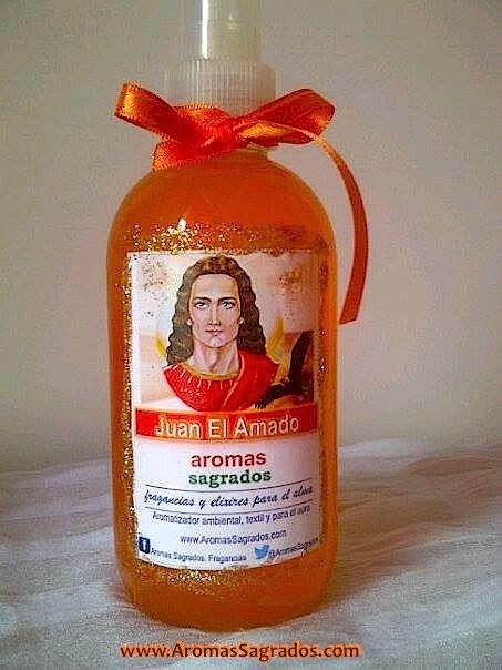 Elixir consagrado de Juan El Amado. Provisión Divina