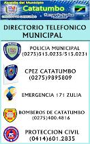 Directorio telefónico Municipal