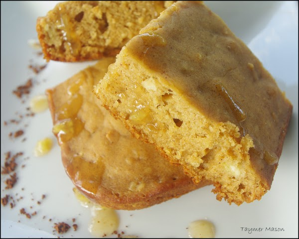 Picture of breadfruit cake