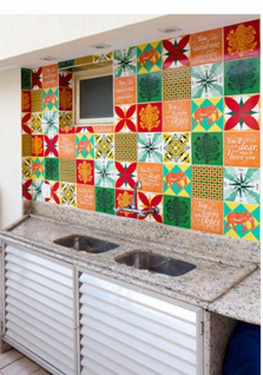 decoração cozinha