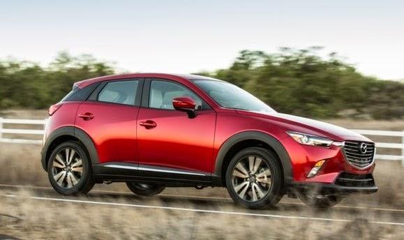 Mazda Cx 3 Release Date   2017 - 2018 Best Cars Reviews