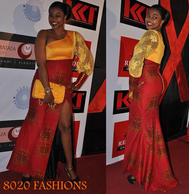 Women celebrations 2013 dress dode african print under wraps