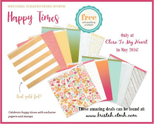 May is NATIONAL SCRAPBOOKING MONTH!