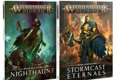 Next Weekend! Nighthaunts, Stormcast Eternals,