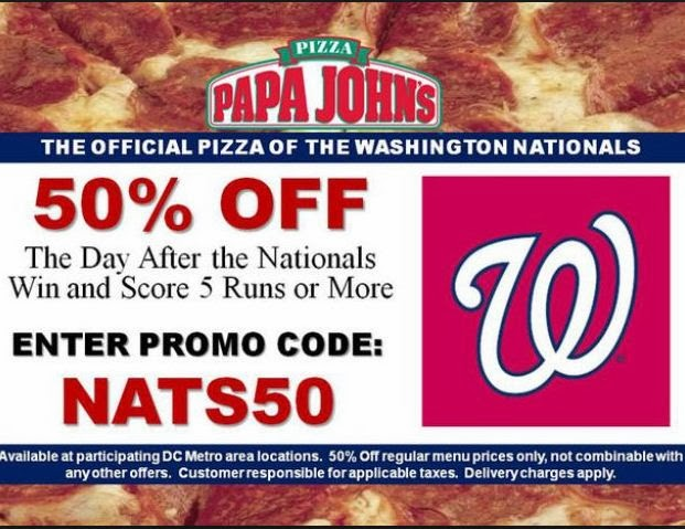 Papa johns coupons code