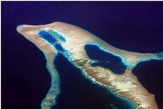 Woow ! 5 Pulau Dengan Bentuk Paling Indah Di Dunia