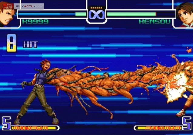 the king of fighters games free download