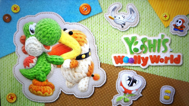 Nintendo Wii U, Yoshi's Woolly World, Mario Brothers