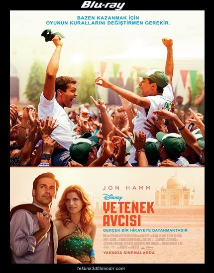 Yetenek Avcısı: Million Dollar Arm (2014) afis
