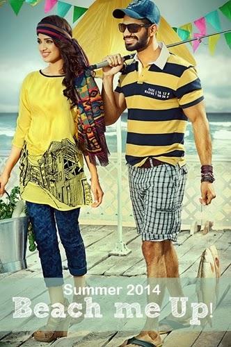 Cougar Beach Me Up Collection 2014 for Men/Women