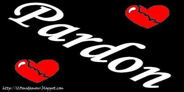 image amour pardon