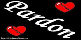 Sms d'amour pour demander pardon