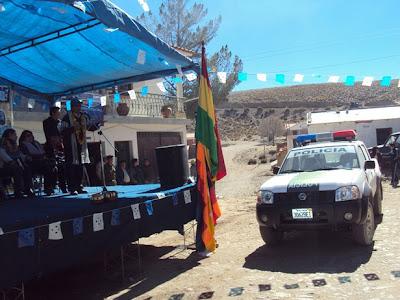 En Yunchará hay solo 2 policías para más de 5.100 habitantes
