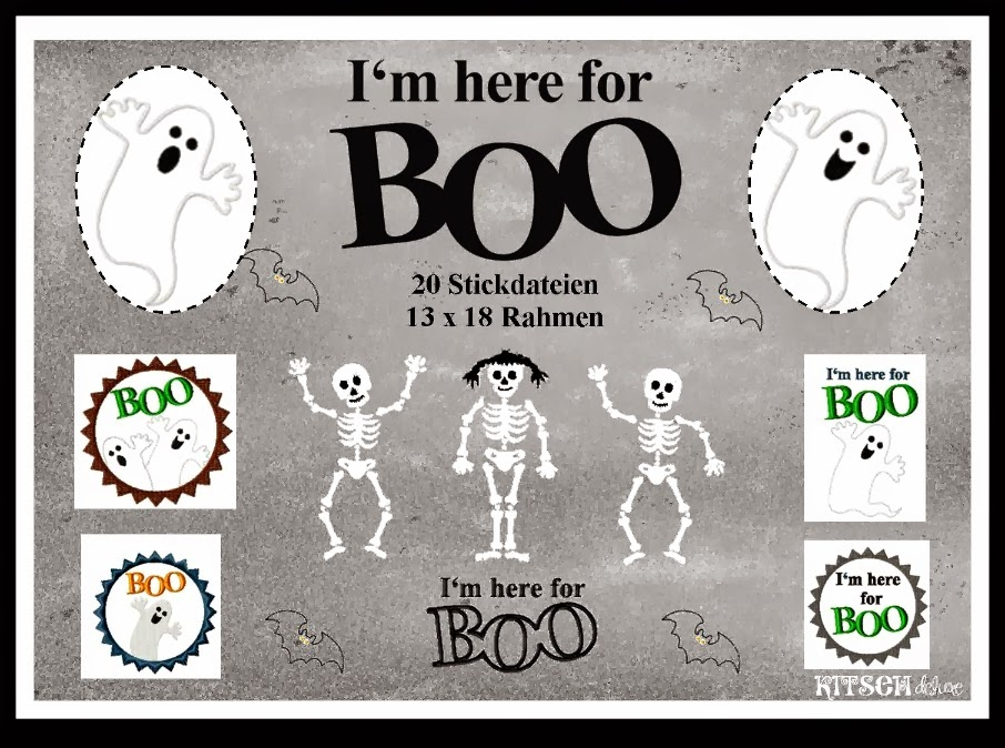 I'm here for BOO