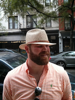 Hat from The Hat House in New York