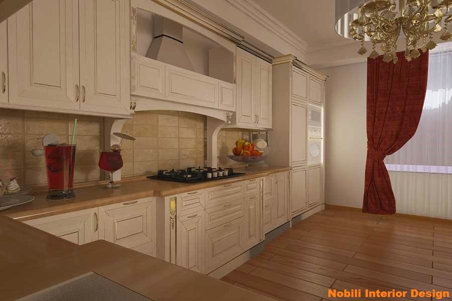 interior- design - kitchen - London