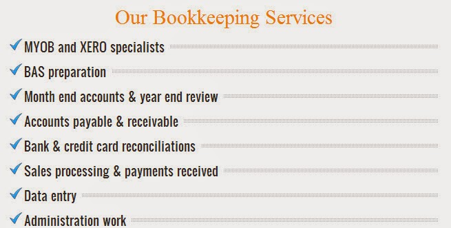 Box Bookkeeping Services