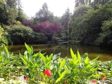 Butchart Gardens Sunken Garden