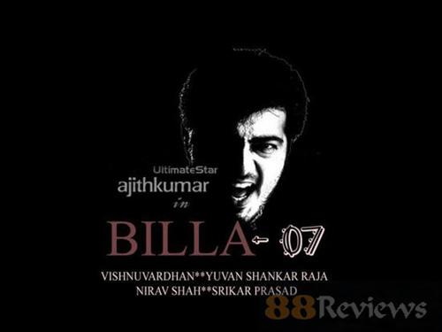 The Wallpaper: Billa 2 Ajith Stills