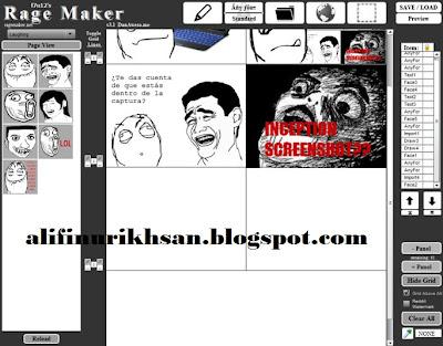 Aplikasi Meme Maker Pembuat Komik