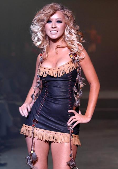 Pictures of Christina Aguilera 01