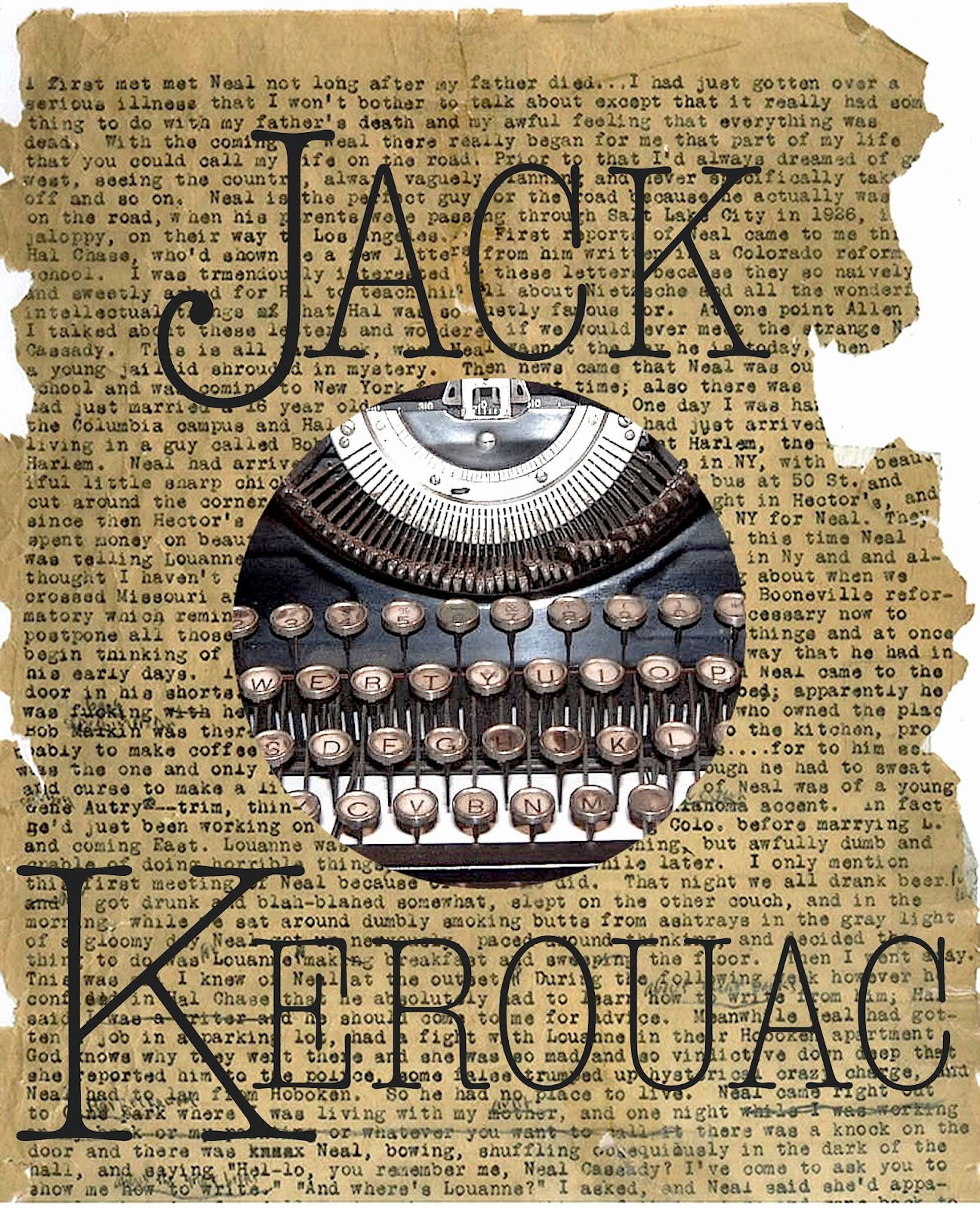 "jack kerouac on the road essays Home free essays jack kerouac jack kerouac essay examples  jack kerouac's ""on the road"" is also regarded as the pivotal work of an entire generation of."