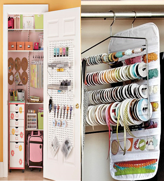 Organizing small spaces room by room organizing your for Small room uses