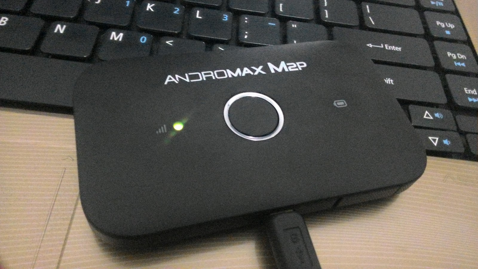Andromax 4G Lte M2P Review