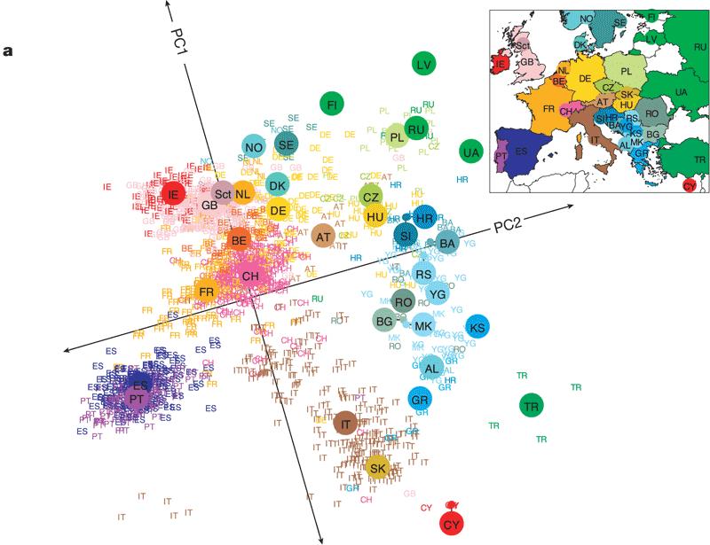 FREEHELLASLEPTOKARIA DNA Greek DNA Detailed