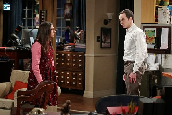 The Big Bang Theory - The Commitment Determination - Review