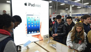 Apple Gagal Dapatkan Paten iPad Mini