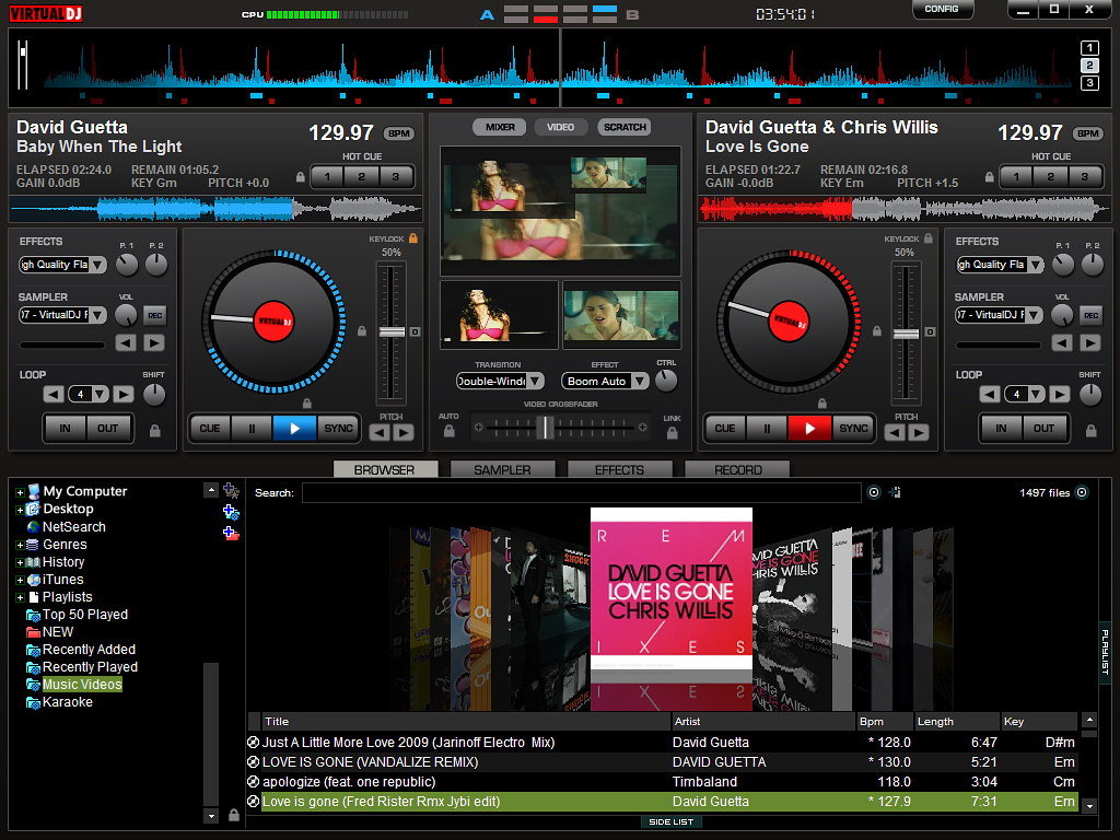 virtual dj pro crack download free