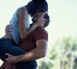 Ciuman yang paling diminati pasangan