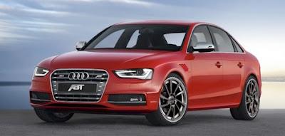 Audi S4 by ABT : A défaut d'une RS4 Berline