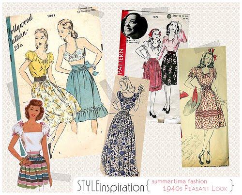 Av montaigne went back to 40 s fashion