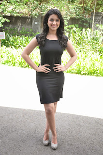 Parineeti Chopra in Spicy Black Tight Dress at Bollywood Century Celebration