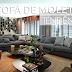 Sofá de moletom – veja modelos e ambientes com essa tendência!
