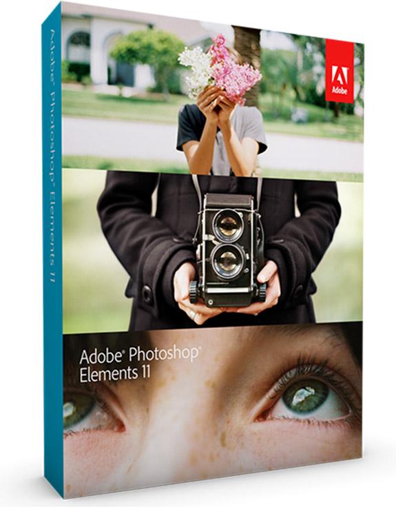 Adobe PhotoShop Elements V11.0 Multilingual ADOBE PHOTOSHOP ELEMENTS11 255B1 255D