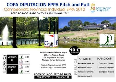 copa Provincial Ourense Pitch Putt ASGAPP