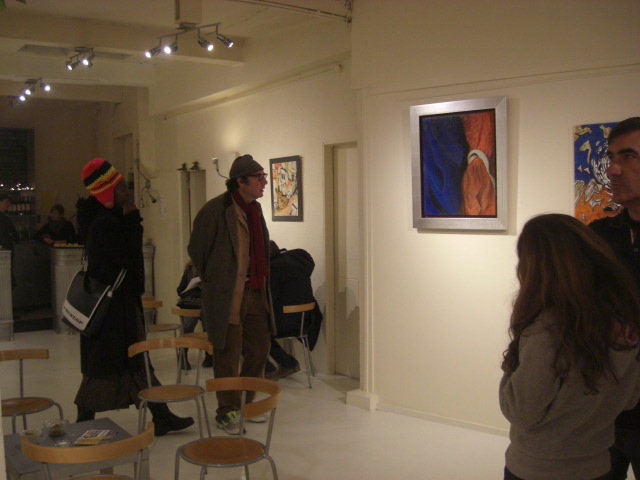 Guests looking for the work of Célia Alves