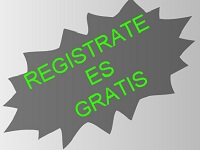 REGISTRATE GRATIS