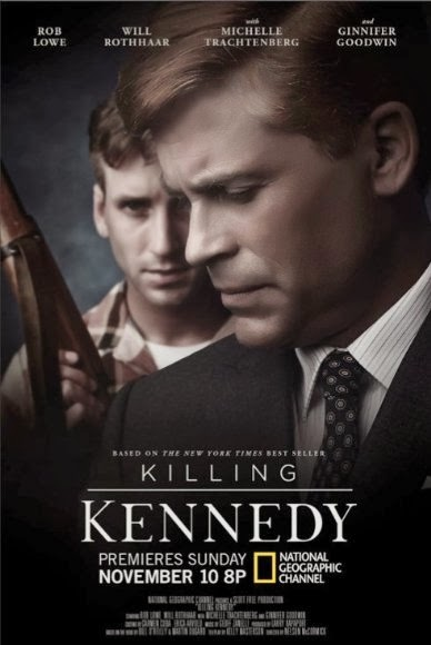 CAPA Download – Killing Kennedy – HDTV AVI e RMVB Legendado (2014)