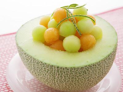 Gambar Buah Melon | Download Gambar Gratis