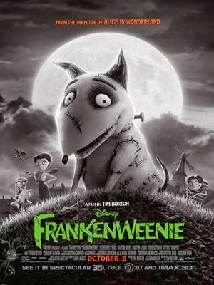 Download Frankenweenie DVDRip Dublado Torrent