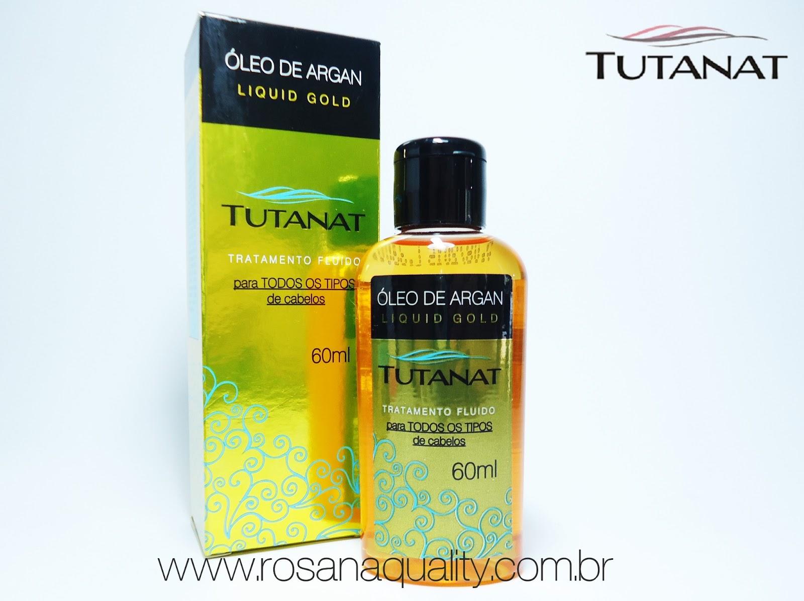 Óleo de Argan Tutanat