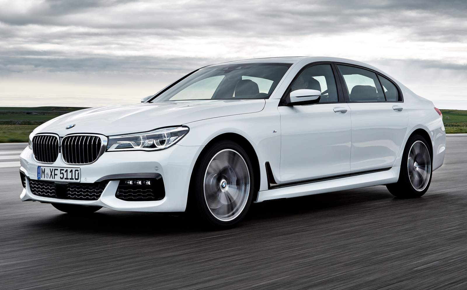Novo BMW Série 7 2016