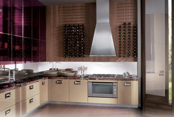 D coration int rieur moderne pour cuisine int rieur - Decoration interieur cuisine ...