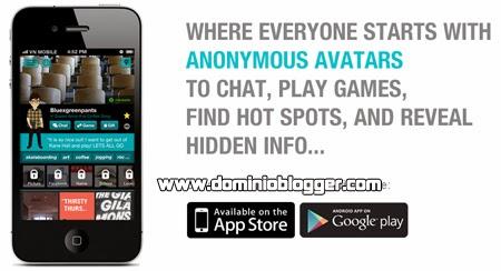 Conoce nuevas personas de manera anónima con Anomo