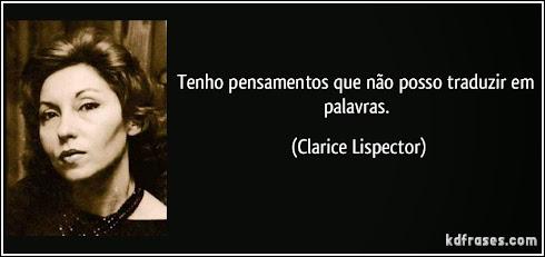 Clarice Lispector (1920-1977) foi uma escritora brasileira. De origem judia, nascida na Ucrânia.